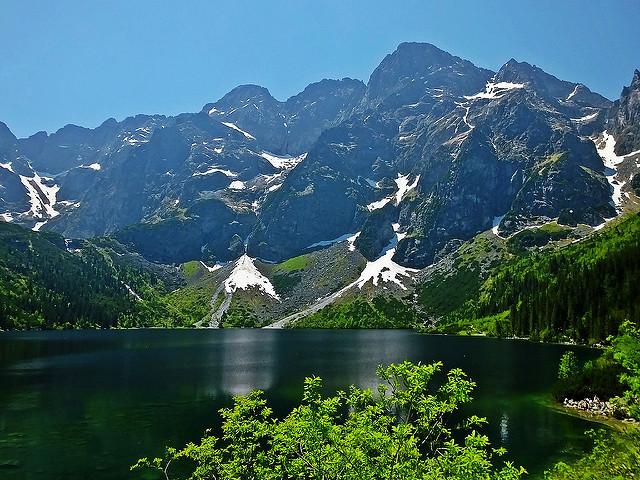 Die hohe Tatra Outdoor Tipps