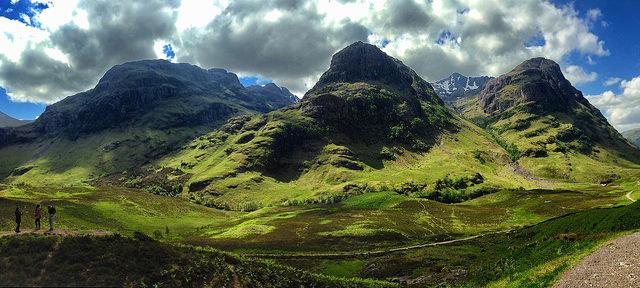 Nordschottland – die Highlands Outdoor Tipps