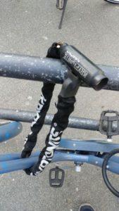 Krypronite Keeper Fahrradschloss Test